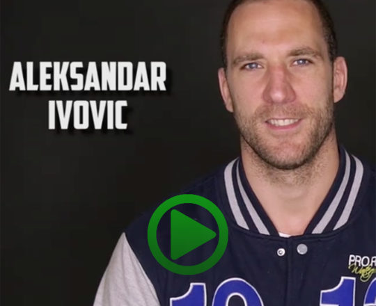 Pallanuotisti Fuor d'Acqua - Aleksandar Ivovic