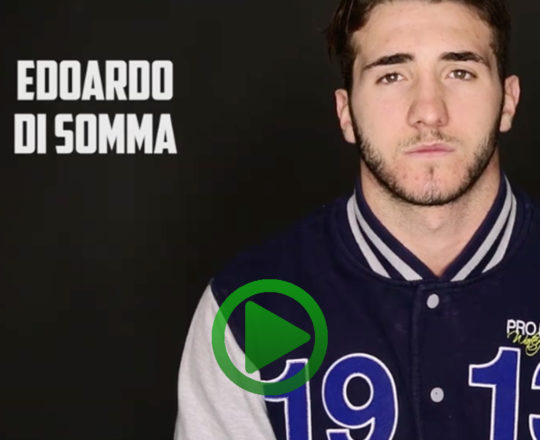 Pallanuotisti Fuor d'Acqua - Edoardo Di Somma
