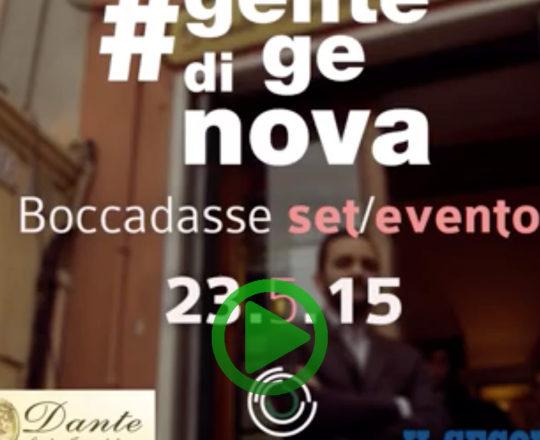 BOCCADASSE #gentedigenova