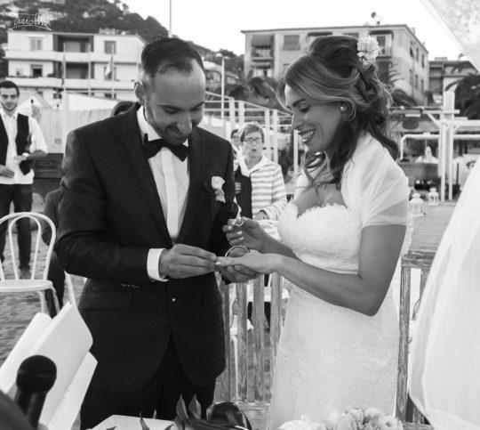 Nadia e Maurizio
